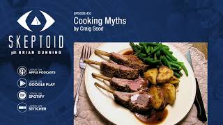 Cooking Myths