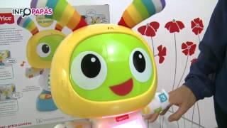 Robot Robi Fisher Price® – INFOPAPÁS – Desempaquetado