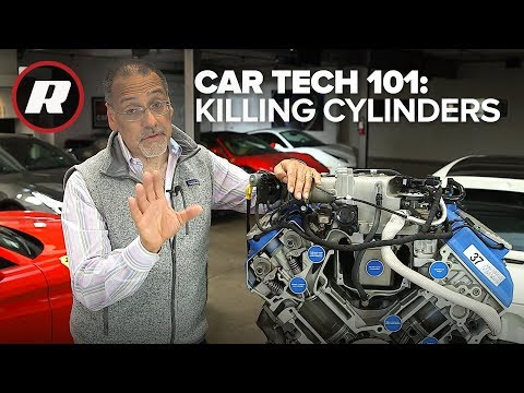 Cooley on the shrinking engine: Cylinders are an endangered species