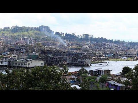 Filipinas declara fim dos combates contra extremistas em Marawi