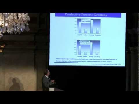 Reiner Kümmel - The Second Law of Economics, Energy, Entropy and the Origins of Wealth