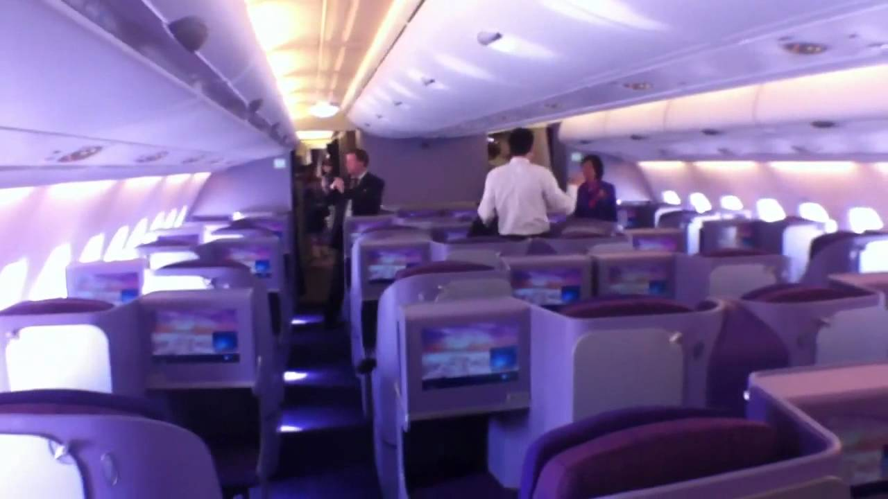 Review | Singapore Airlines A350 Business Class (Singapore – Kuala Lumpur)