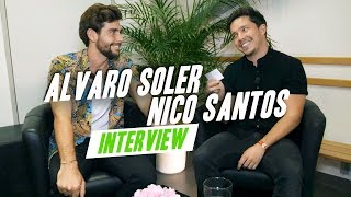 Download NICO SANTOS und ALVARO SOLER im exklusiven Interview Mp3 and Videos