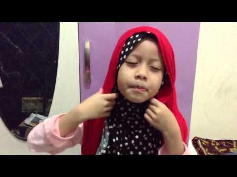 Jilbab Anak versi Aisha
