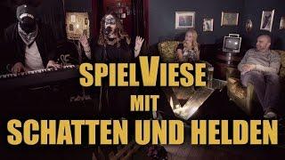 SpielViese - SERDAR SOMUNCU + SCHATTEN & HELDEN - Zum Goldenen V
