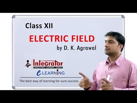 PHY XII 1 - 3. ELECTRIC FIELD