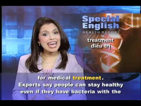 Phát âm chuẩn cùng VOA - Anh ngữ đặc biệt 490 health (VOA)