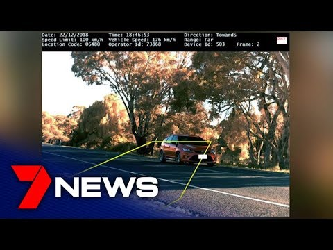 Speeding SA Drivers Clocked At Nearly 100km/h Over The Limit | Adelaide | 7NEWS