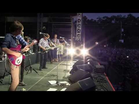 John Fogerty with Mumford & Sons - Lodi [from the stage]