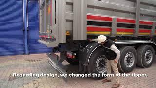 Hardox® 500 Tuf Customer Case - Fesan Makina
