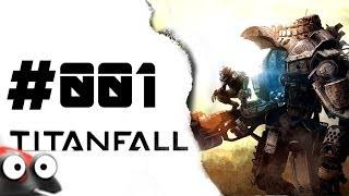Titanfall Gameplay German Beta #001 Multiplayer (Gameplay Let