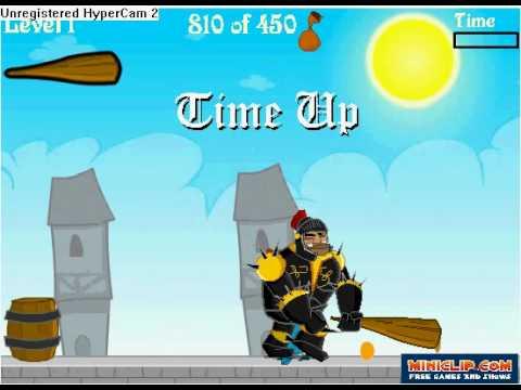 Black Knight Flash Game