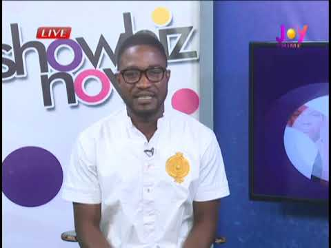 Personality Chat With Kwame A Plus - Showbiz Now (14-6-19)