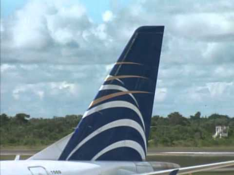 Panama's Flagship Airline Makes Inaugural Flight to Belize