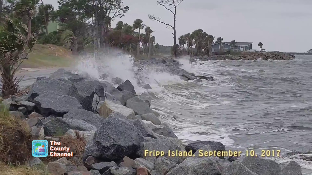 What County Is Fripp Island Sc In