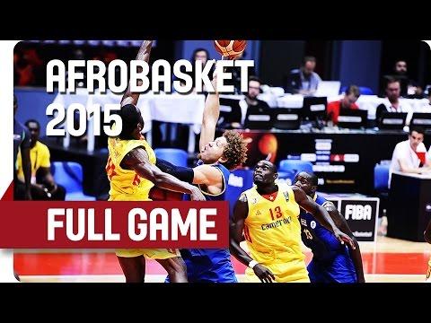 Cameroon v Gabon - Group C - Full Game - AfroBasket 2015