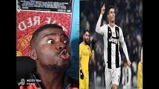 RONALDO c'est Sangoku ! Juventus turin vs Atletico madrid 0-3 débrief champions league 2019