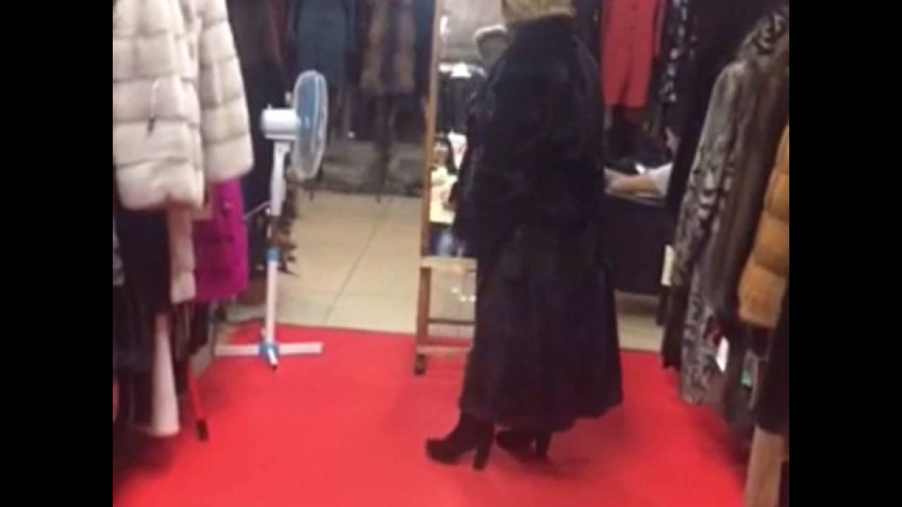 Такую шубу из рыси вы еще не видели! Купить в Милане, Италия .