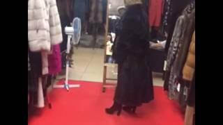 видео купить дешевую шубу в москве