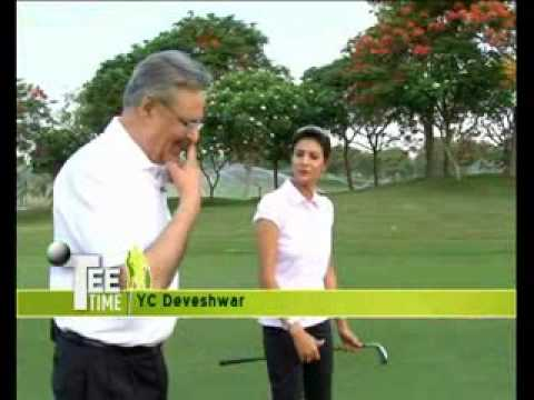 Shaili Chopra, ET Now interviews ITC's YC Deveshwar on Tee Time.VOB_3.flv