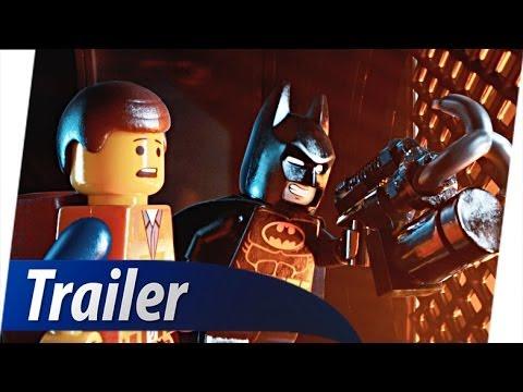 THE LEGO MOVIE Trailer 2 Deutsch German
