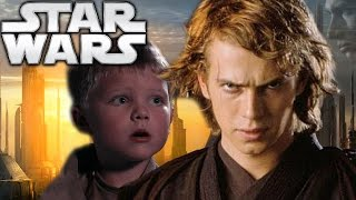 What If The Younglings Killed Anakin? Star Wars Theory