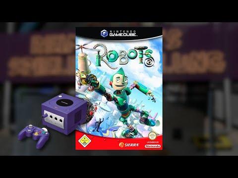 Gameplay : Robots [GameCube]