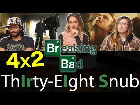 Breaking Bad 4x2 - Thirty-Eight Snub - Group Reaction