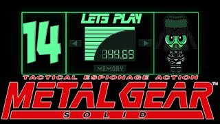 HE'S A CRAFTY BASTARD! Metal Gear Solid #14 w/Leeroy