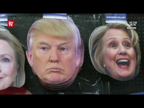 Trick or treat? Trump or Clinton? D.C. gears up for Halloween