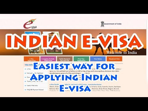 Visa India- E-visa How To Apply? Easy For Tourists | Business Persons To Visit India.
