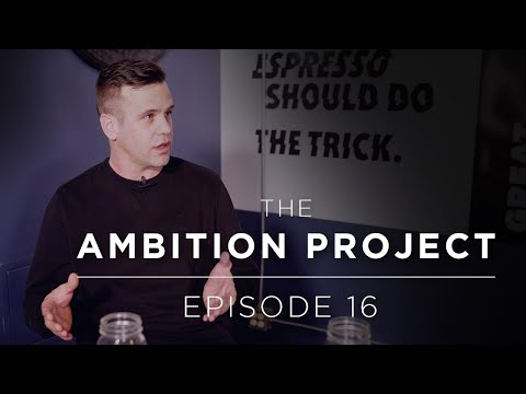 Building A Million Dollar Sock Company W/ Adam Thompson - The Ambition Project Ep. 16