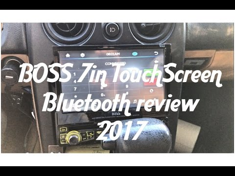 BOSS TouchScreen Bluetooth Review (after 1 Year)