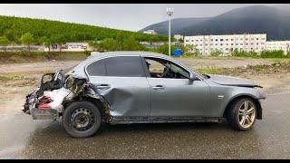 Говорил надо капот привязать! Выезд BMW. Решала 3 эпизод.