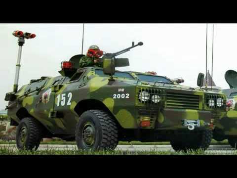 New Chinese People's Liberation Army force 2009 - 中国人民解放军 2009 中国万岁