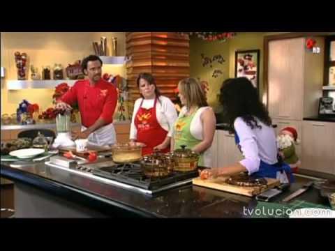 Pandora en Al Sabor del Chef