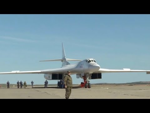 Russian Strategic bombers land in Arctic aerodrome for first time