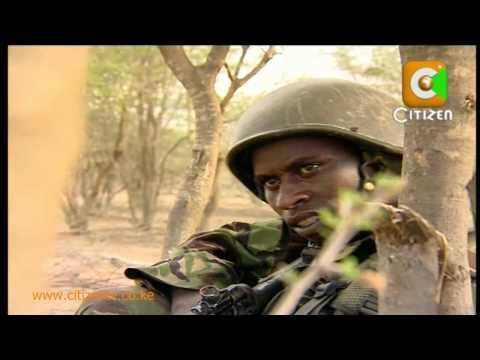 Kenya At War: Army Takes Ras Kamboni