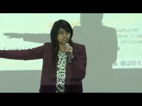 "Bhakti Sharma at IIT Kanpur - ""Lessons learnt from the seven seas"""