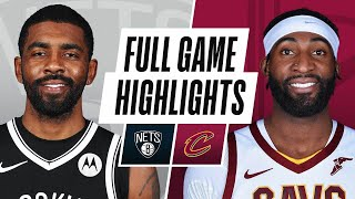 ... the cleveland cavaliers defeated brooklyn nets, 125-113. collin sexton led way for cav...