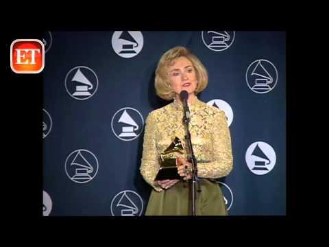 Grammys Flashback '97: Hillary Clinton...?