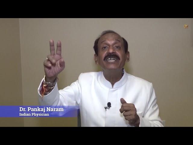 "Master Healer Dr. Pankaj Naram On New Book ""Ancient Secrets of a Master Healer"" - ITV Gold Exclusive"
