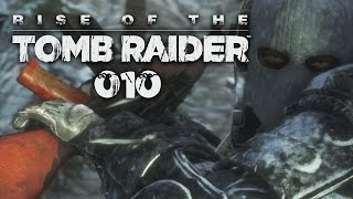 RISE OF THE TOMB RAIDER #010 - Die Falle | Let