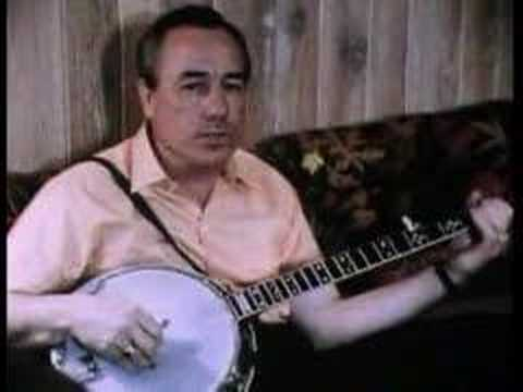 Earl Scruggs Shows You The Banjo