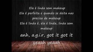 Agir-Makeup (letra/lycris)