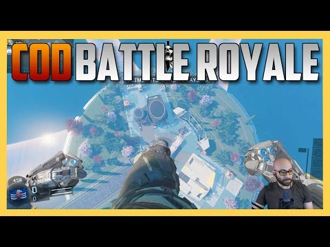 NEW: Call of Duty Battle Royale (King of the Kill Mod by JeffSkye for BO3  Black Ops 3 PC)