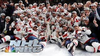 Capitals winning the Stanley Cup a story of resilience I NHL I NBC Sports