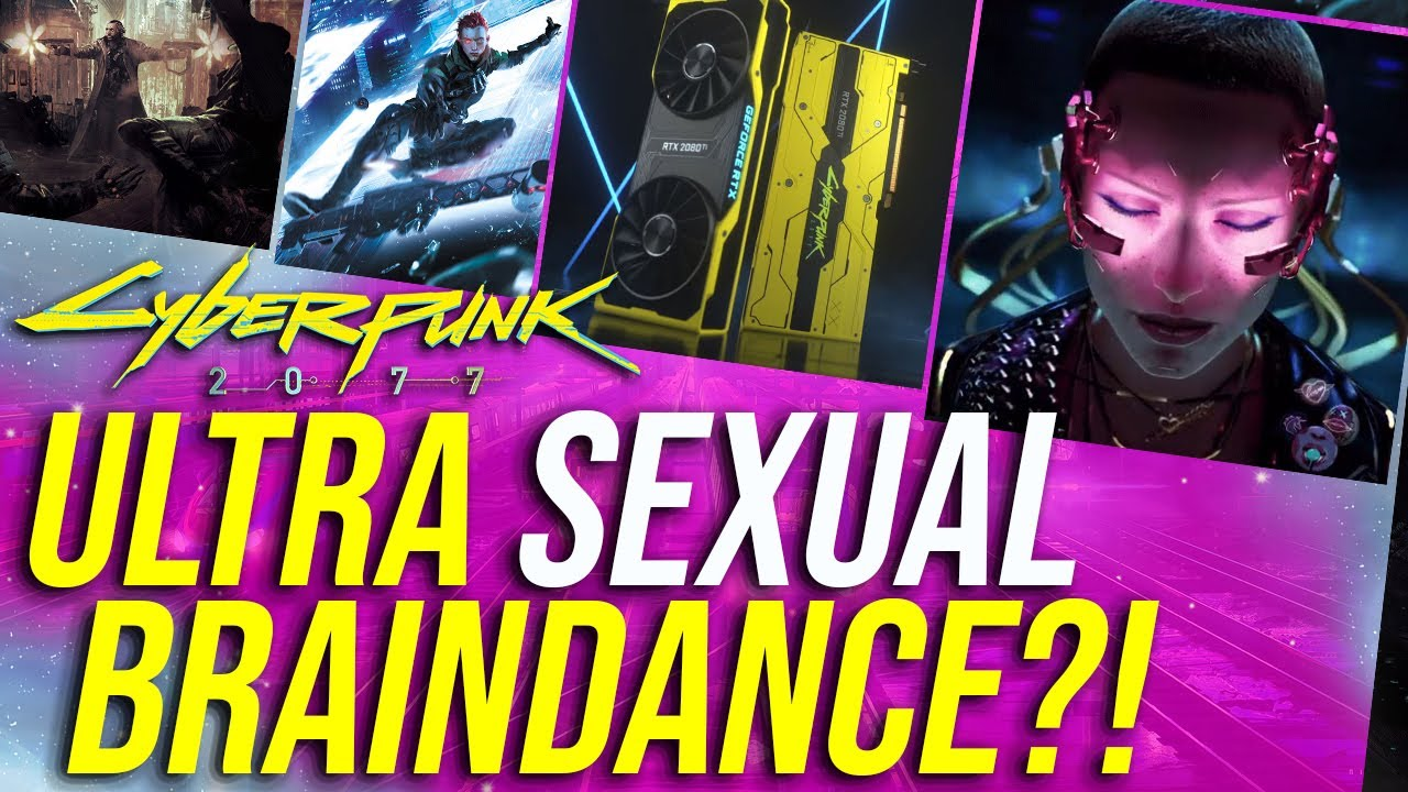 Cyberpunk 2077 News - NEW Images, Romances, RTX 2080Ti & Cyberpunk Red Release Date! thumbnail