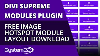 Divi Supreme Modules Free Image Hotspot Module Layout Download 👈