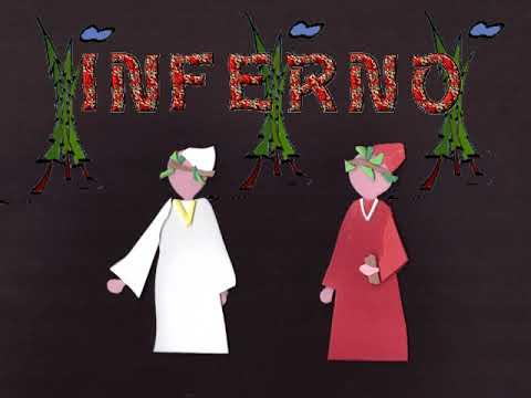 Ins. Marianna Borea - La Divina Commedia raccontata ai bambini